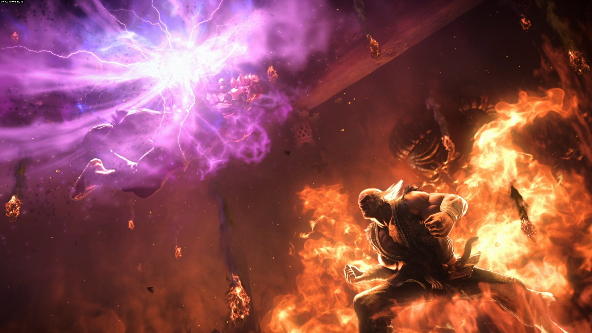 Tekken 7 PS4, XONE Gry Screen 213/237, Bandai Namco Entertainment