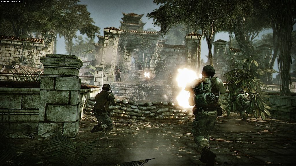 Battlefield: Bad Company 2 - Vietnam X360 Gry Screen 119/124, EA DICE / Digital Illusions CE, Electronic Arts Inc.