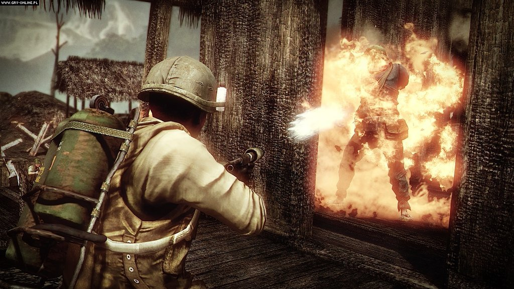 Battlefield: Bad Company 2 - Vietnam X360 Gry Screen 116/124, EA DICE / Digital Illusions CE, Electronic Arts Inc.