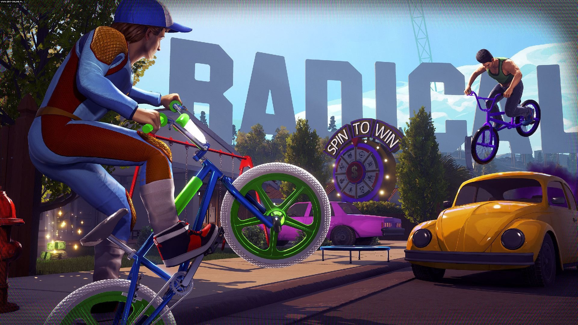 Radical Heights PC Games Image 5/5, Boss Key Productions