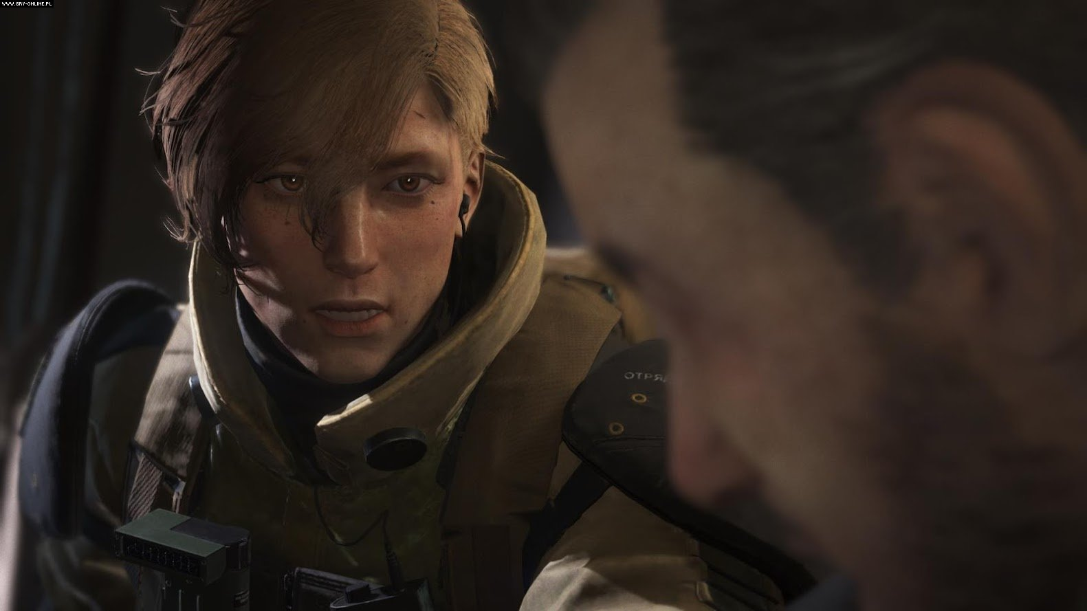 Left Alive PC, PS4 Gry Screen 7/97, Square-Enix / Eidos