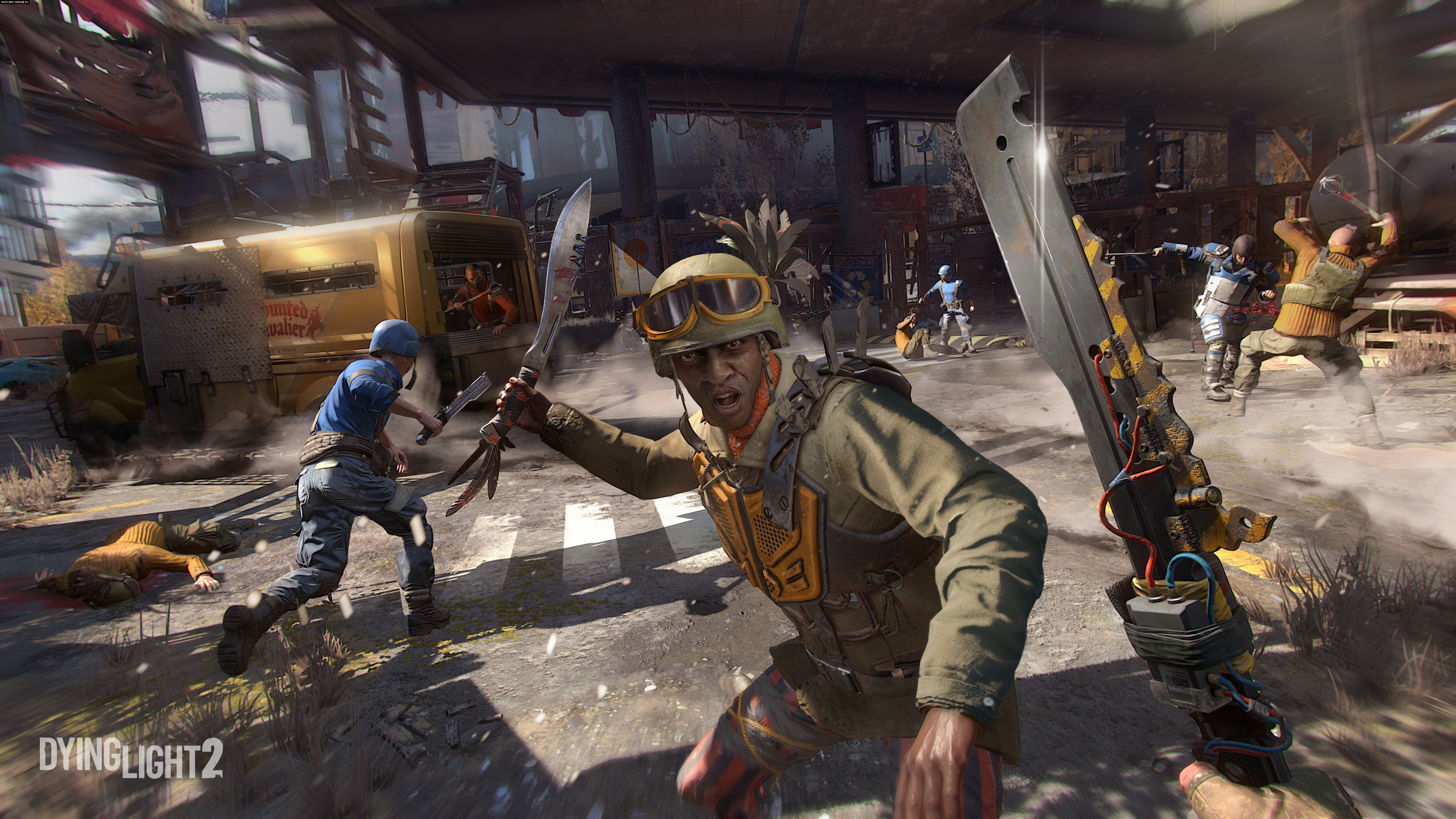 Dying Light 2 PC, PS4, XONE Games Image 4/21, Techland