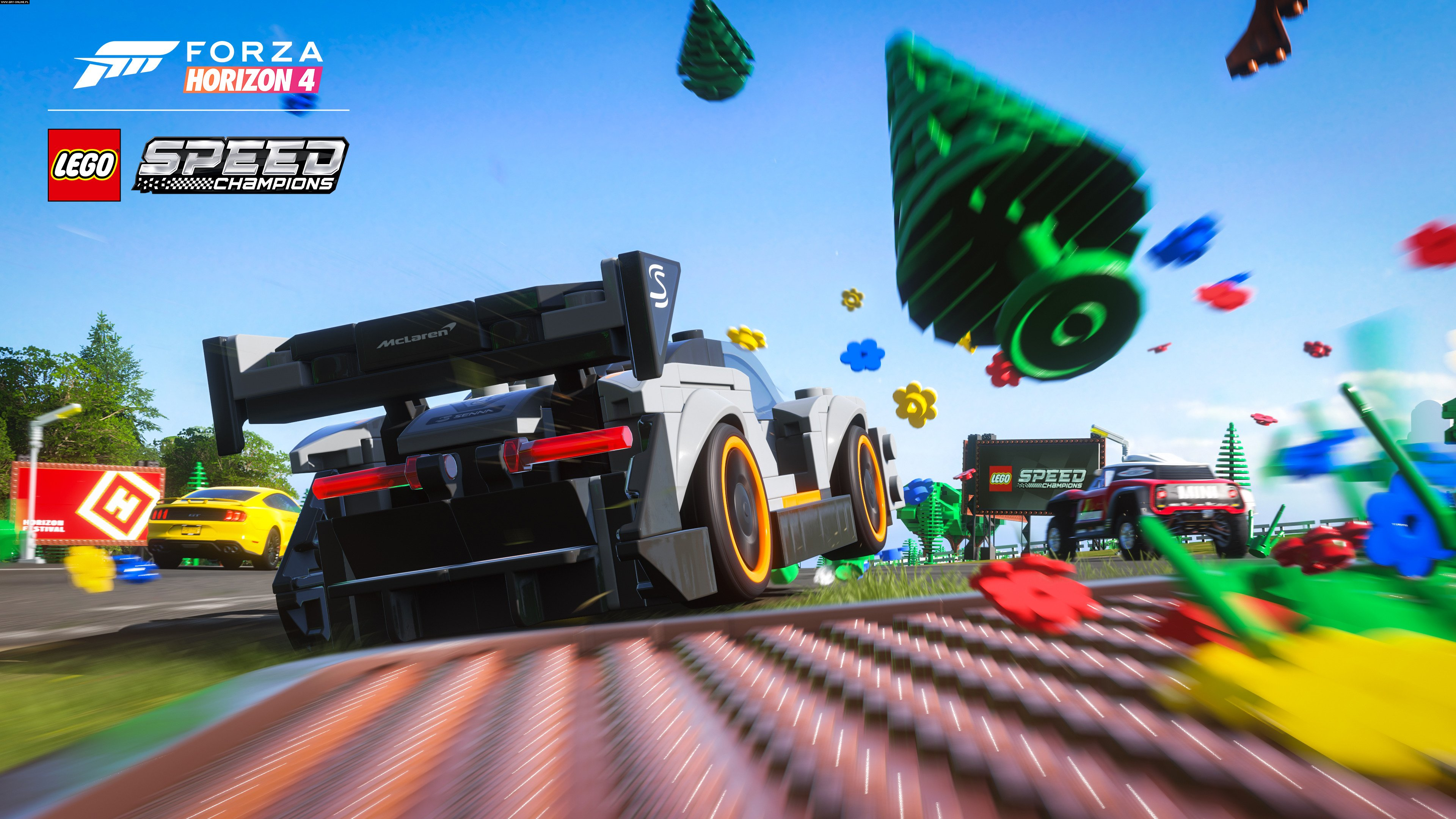 Forza Horizon 4: LEGO Speed Champions PC Download