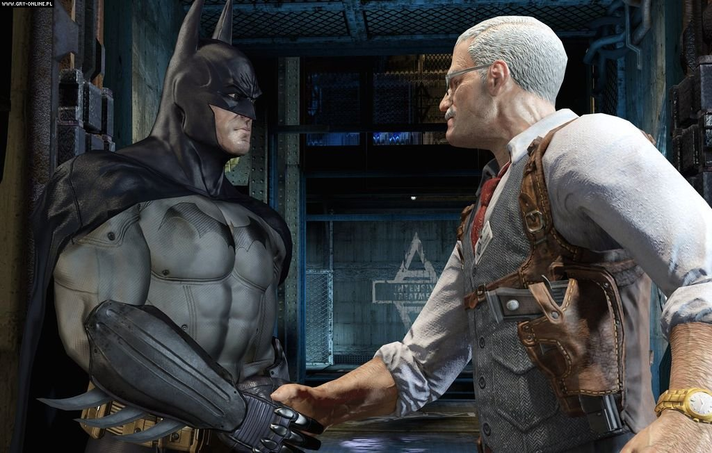 Batman: Arkham Asylum PS3 Gry Screen 161/183, Rocksteady Studios, Square-Enix / Eidos