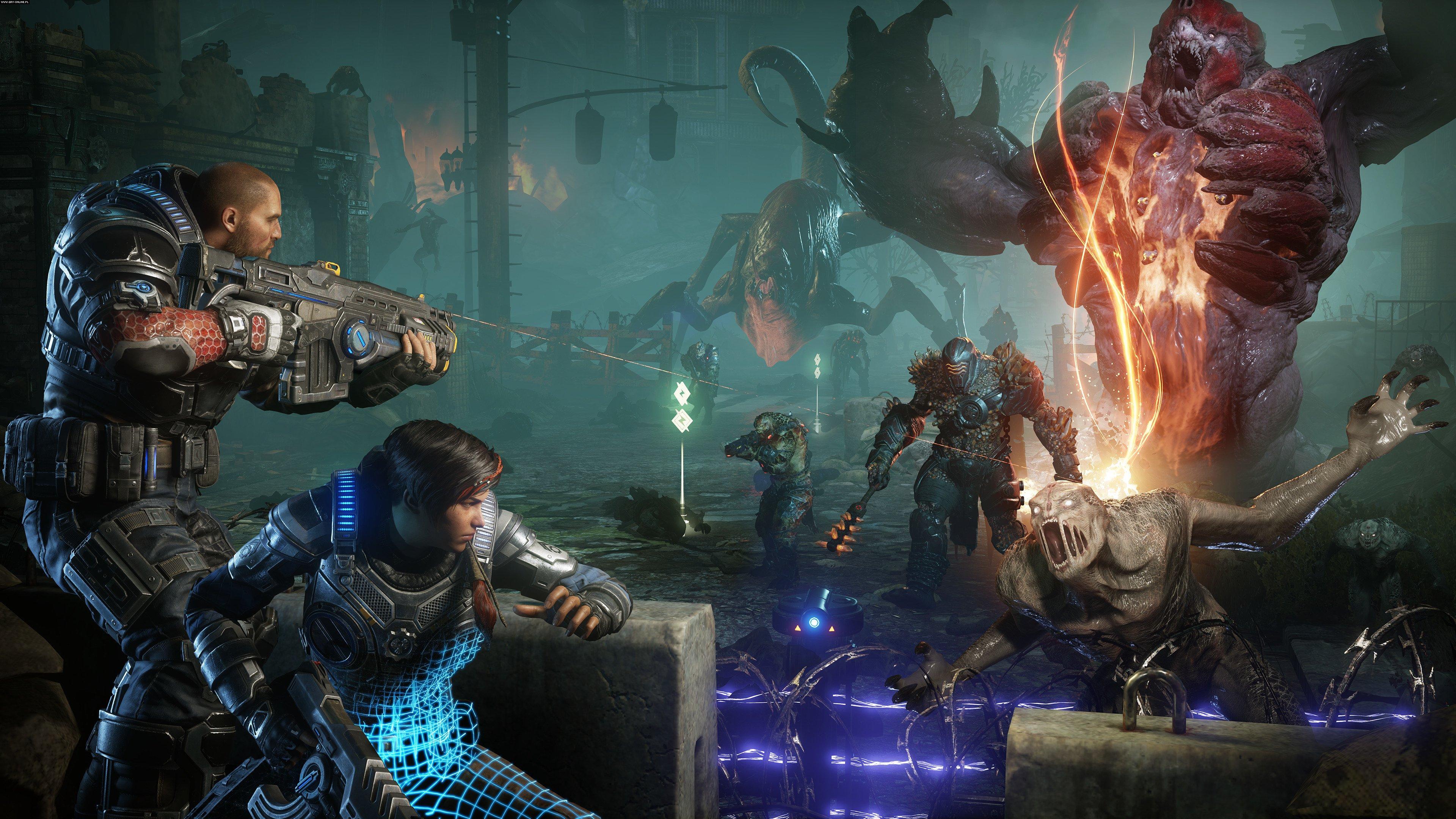 Gears 5 PC, XONE Games Image 4/8, The Coalition / Black Tusk Studios, Xbox Game Studios / Microsoft Studios