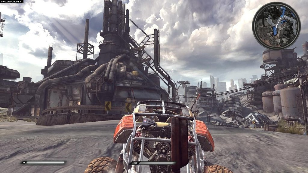 RAGE PC, X360, PS3 Gry Screen 5/65, id Software, Bethesda Softworks