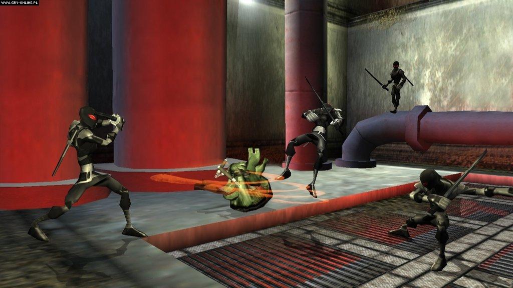 TMNT - Wojownicze ��wie Ninja (gra), TMNT - Teenage Mutant Ninja Turtles - screen 14/43, Screeny z gry, zdj�cie z gry w wersji PC, Akcji, Ubisoft, Licomp Empirical Multimedia, TPP, seriale animowane, komiksy, ninja - data publikacji: 2007-01-17 09:56:09 - gry-online.pl