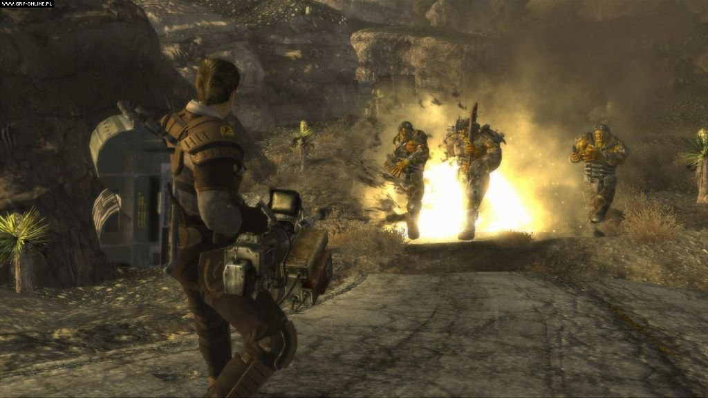 Fallout: New Vegas X360 Gry Screen 97/97, Obsidian Entertainment, Bethesda Softworks