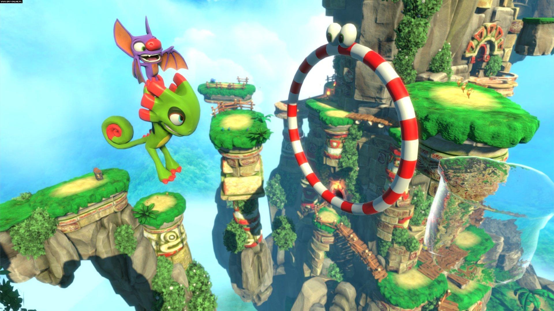 Yooka-Laylee PC, WiiU, XONE, PS4 Games Image 19/30, Playtonic Games, Team 17