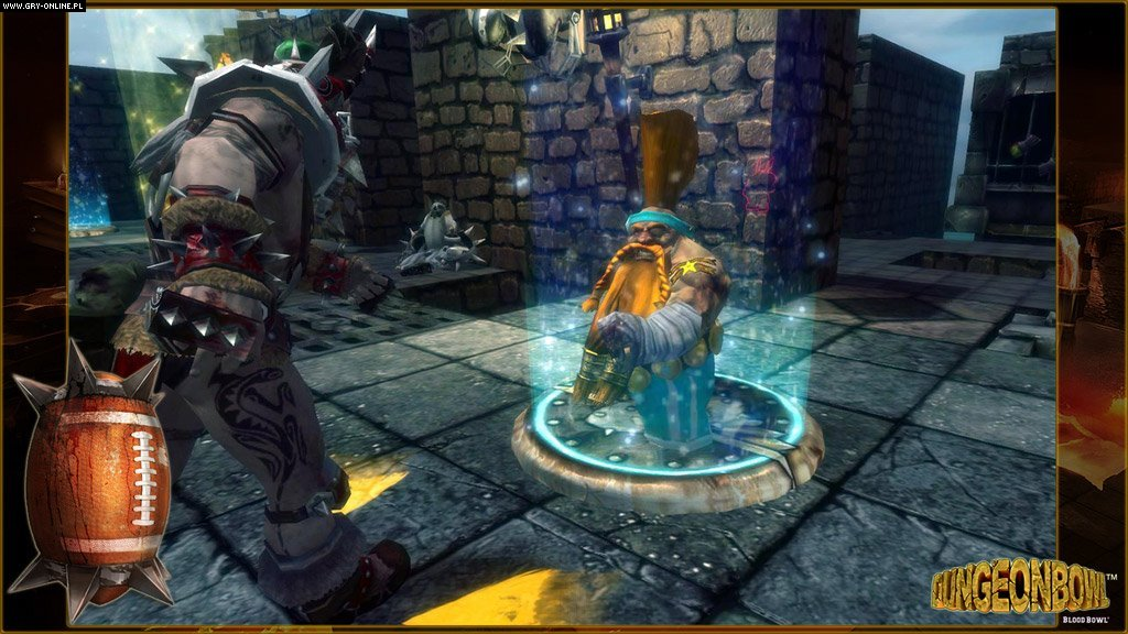 Dungeonbowl PC Gry Screen 3/7, Cyanide Studio