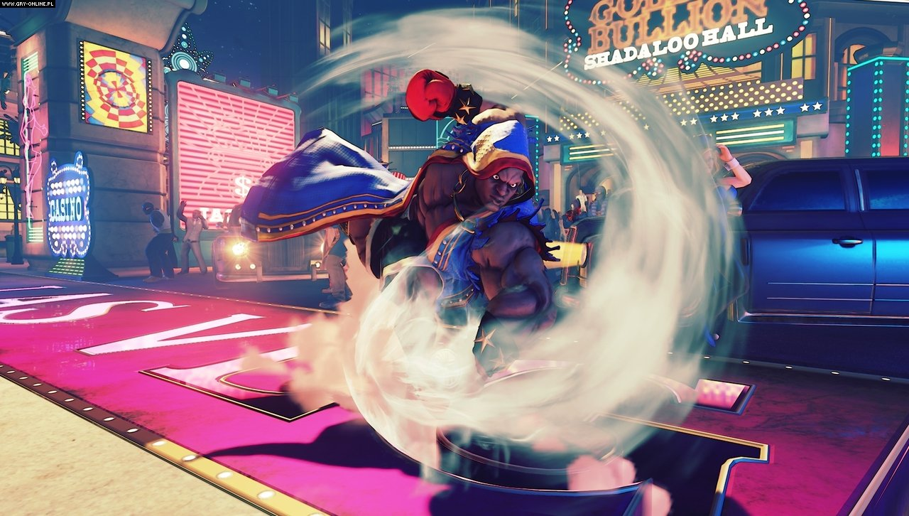 Street Fighter V PC, PS4 Games Image 19/226, Capcom