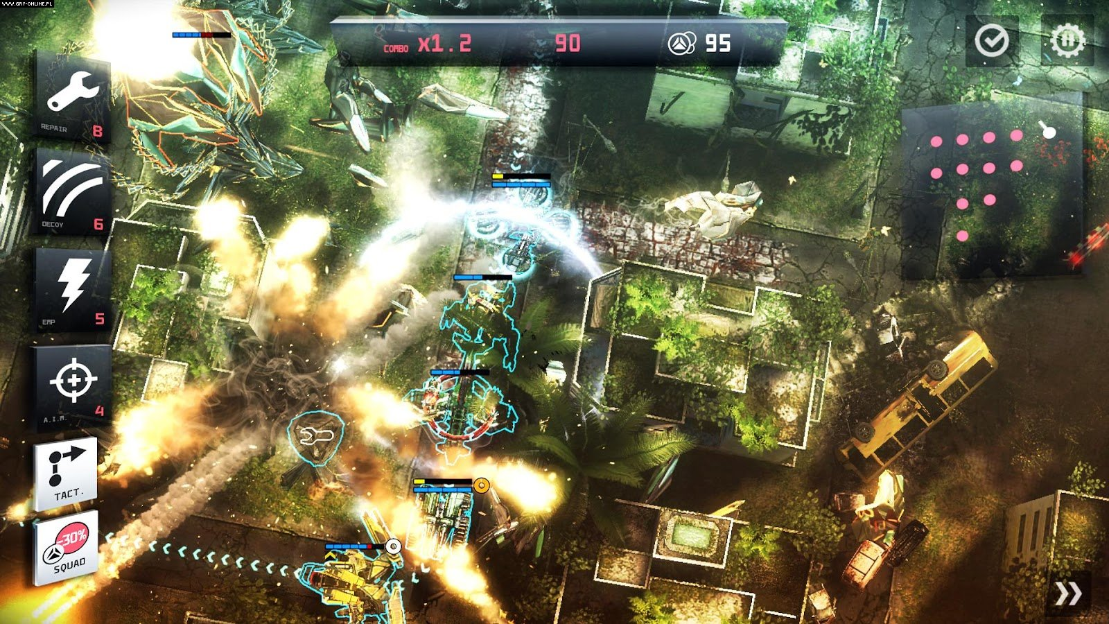 Anomaly 2 AND, iOS Gry Screen 1/82, 11 bit studios