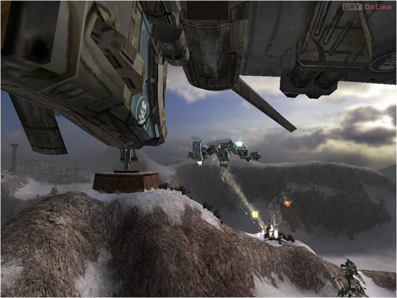 Aerial Strike: The Yager Missions PC Games Image 3/26, Yager Development, THQ Inc.