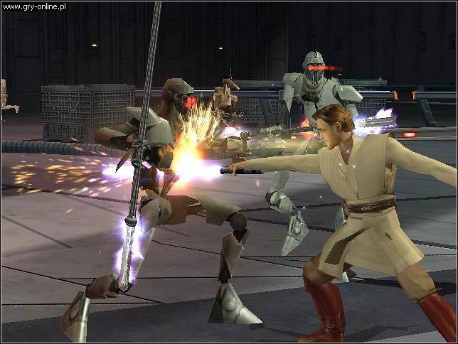 Star Wars Episode Iii Revenge Of The Sith Screenshots Gamepressure Com
