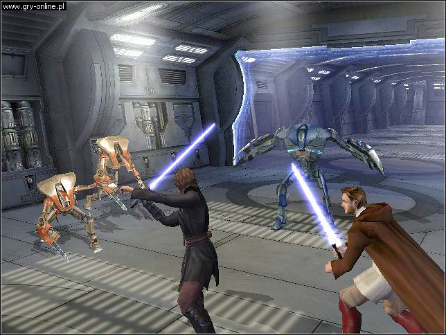 Star Wars Episode Iii Revenge Of The Sith Screenshots Gamepressure Com