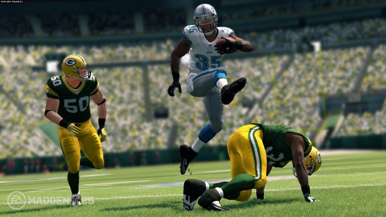 Madden NFL 25 (gra) - screen 15/26, E3 2013, zdjęcie z gry w wersji ...