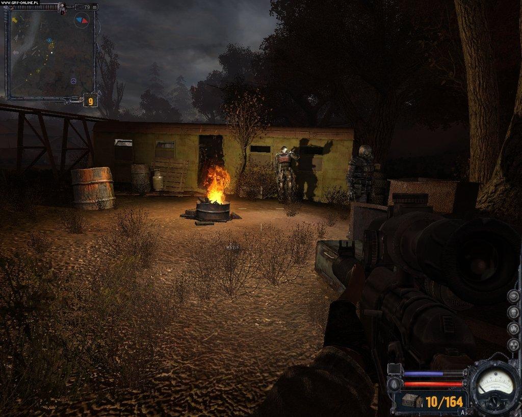 Clear Sky - screen 43/90, Obrazki z gry, zdjęcie z gry w wersji PC