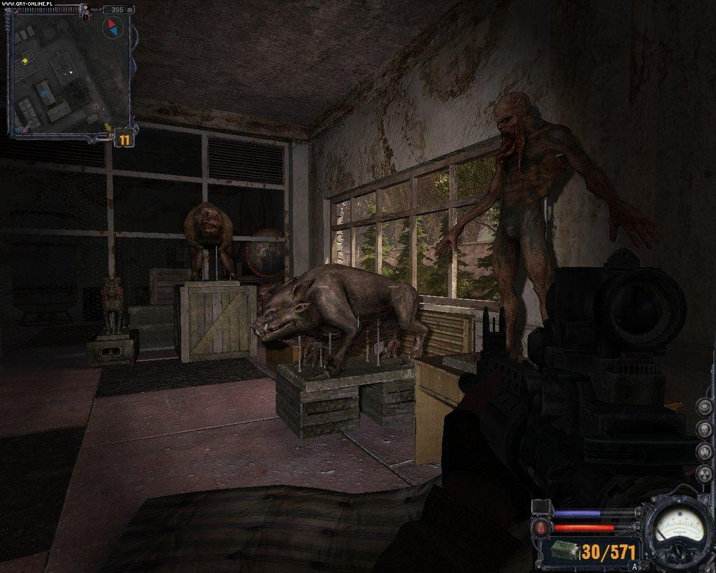 Clear Sky - screen 15/90, Obrazki z gry, zdjęcie z gry w wersji PC