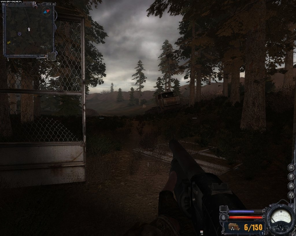 Clear Sky - screen 2/90, Obrazki z gry, zdjęcie z gry w wersji PC