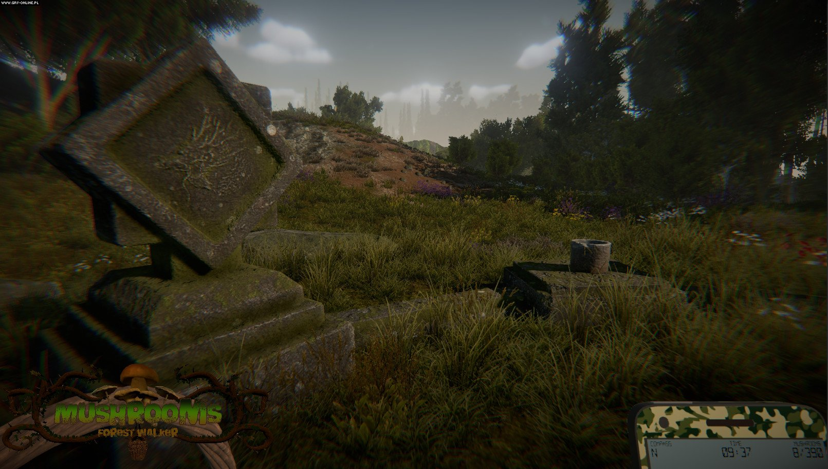 Mushrooms: Forest Walker PC Games Image 3/12, SimFabric