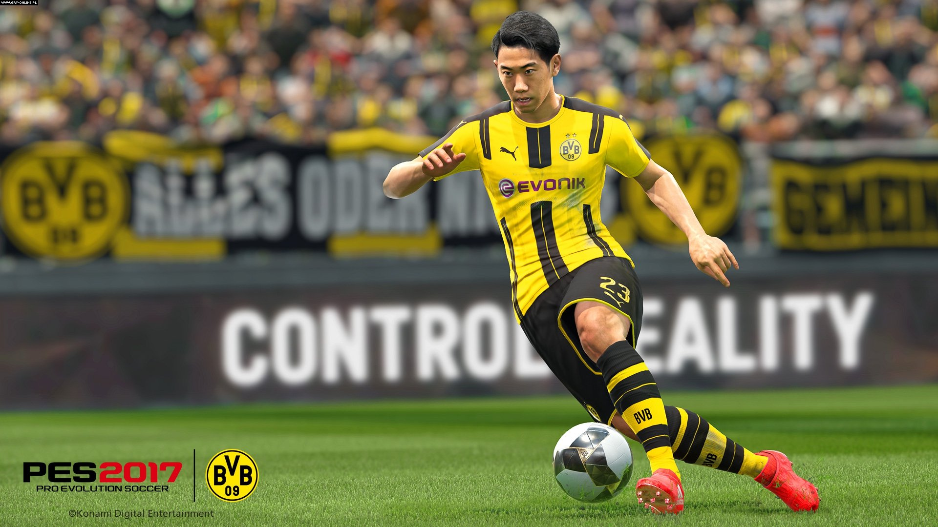 Pro Evolution Soccer 2017 PC, PS4, XONE Games Image 11/39, Konami
