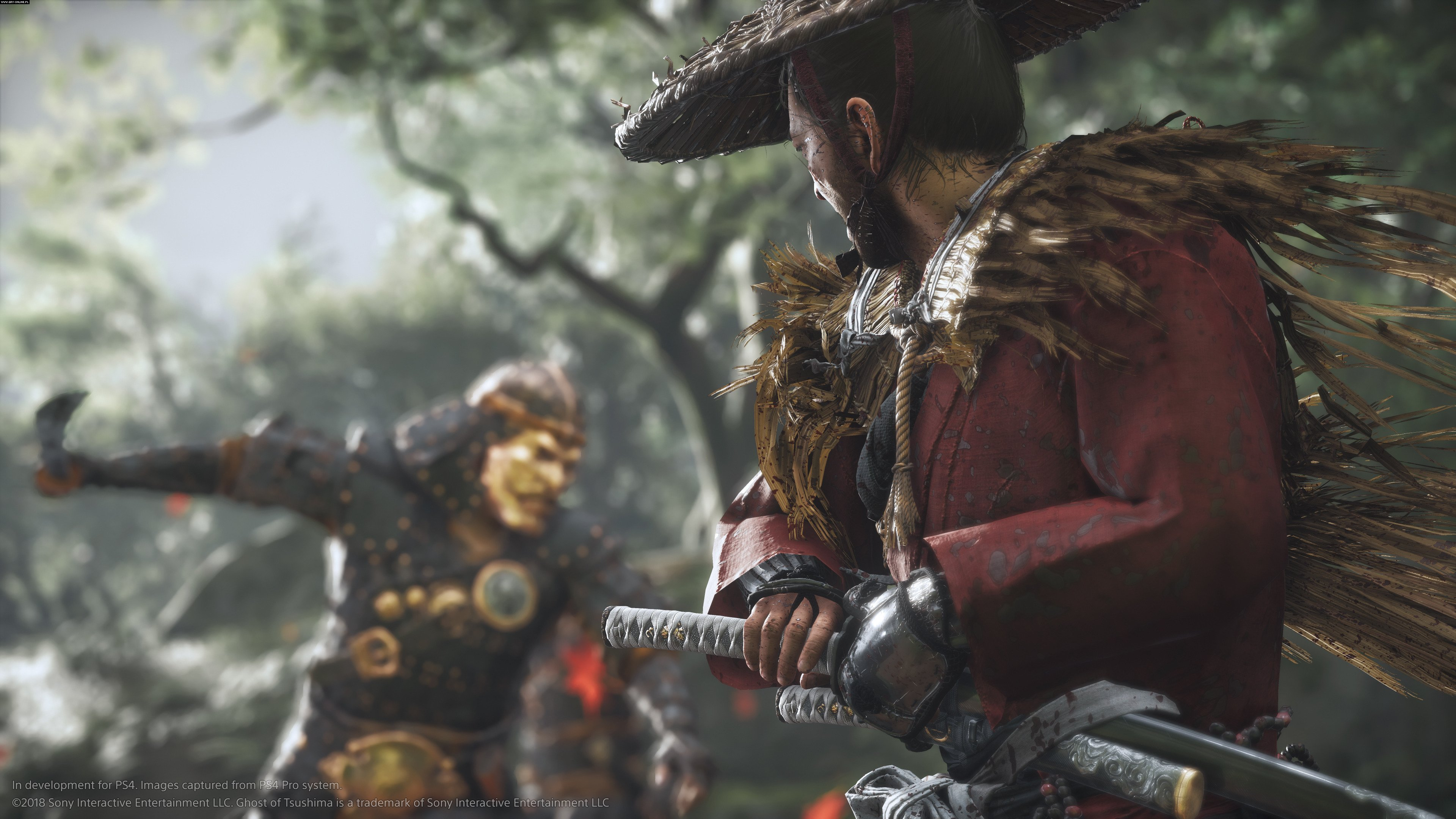 Ghost of Tsushima PS4 Gry Screen 7/15, Sucker Punch Productions, Sony Interactive Entertainment