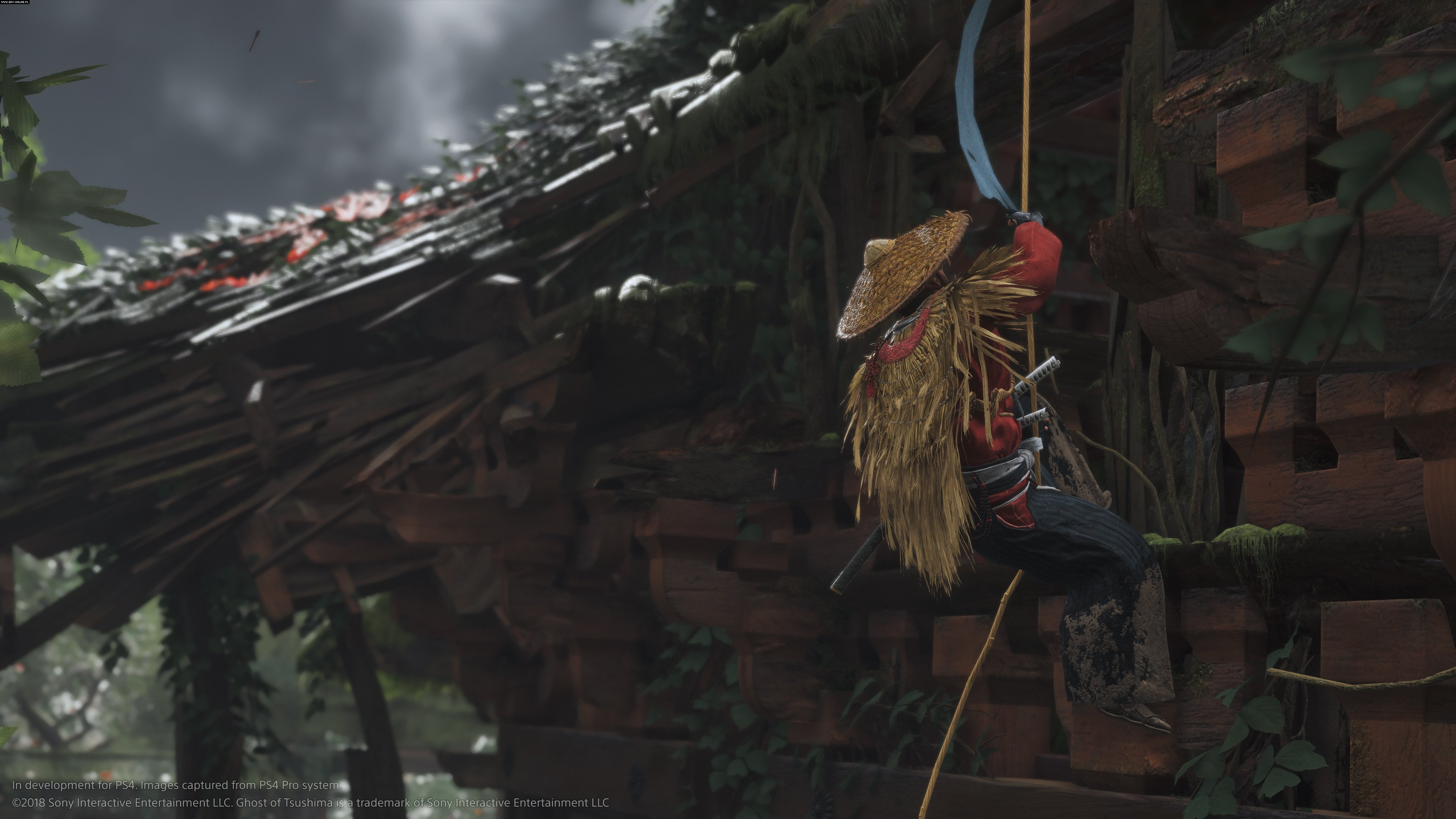 Ghost of Tsushima PS4 Gry Screen 6/15, Sucker Punch Productions, Sony Interactive Entertainment