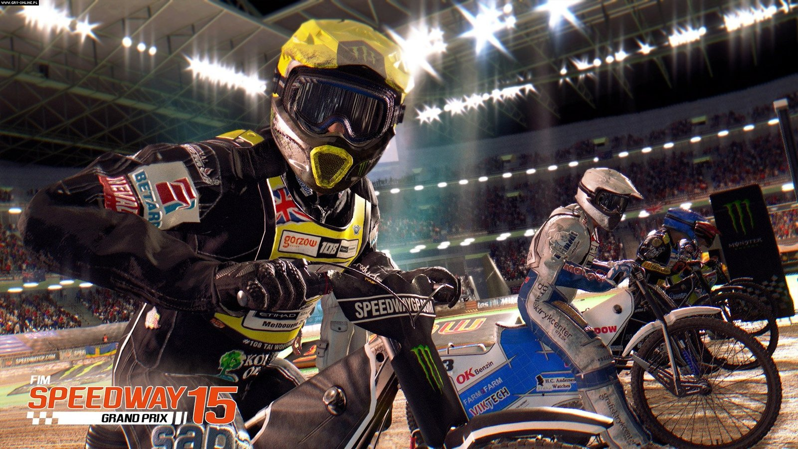 FIM Speedway Grand Prix 15 PC Gry Screen 5/10, Techland, Excalibur Publishing Limited