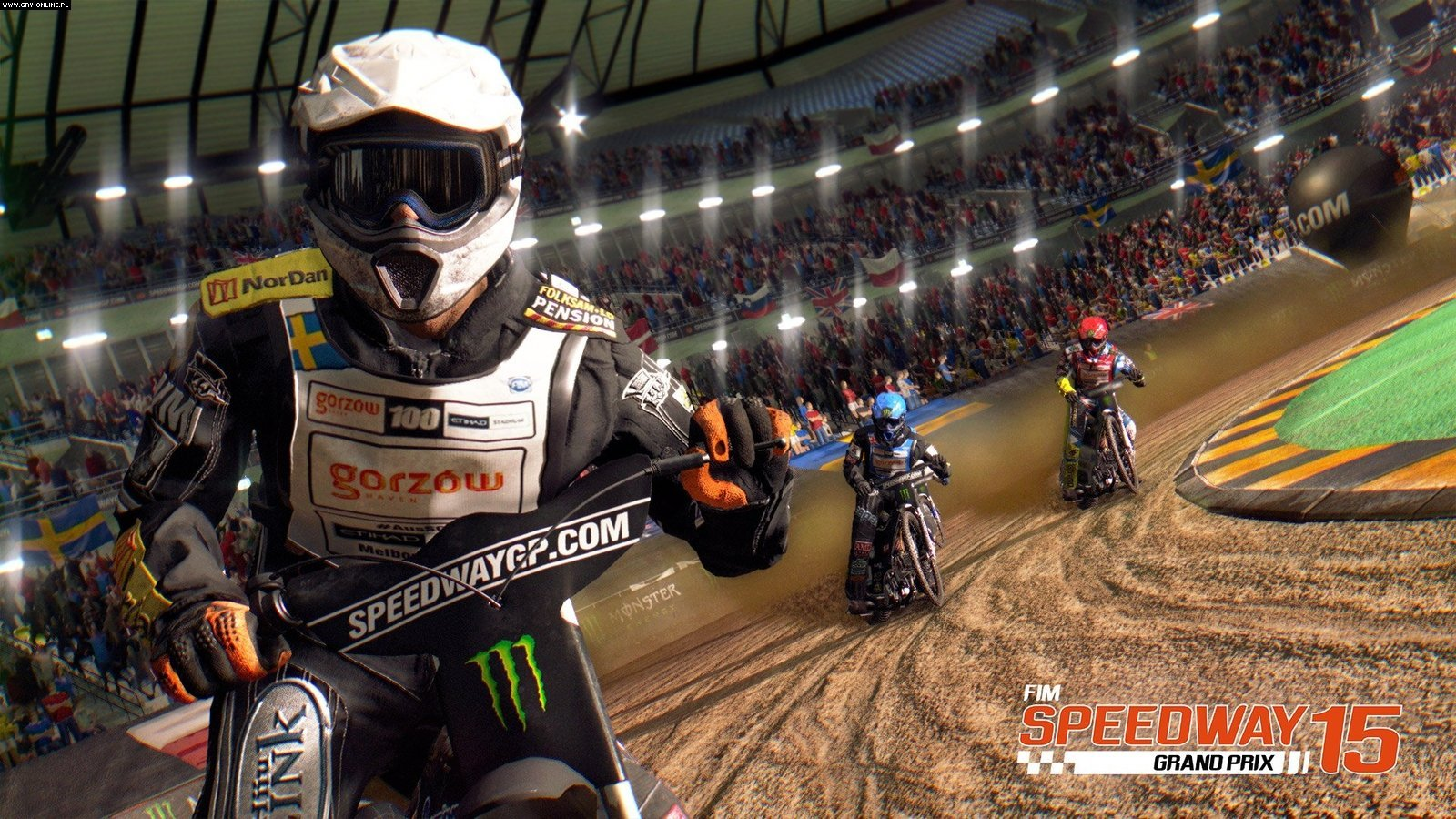 FIM Speedway Grand Prix 15 PC Gry Screen 4/10, Techland, Excalibur Publishing Limited