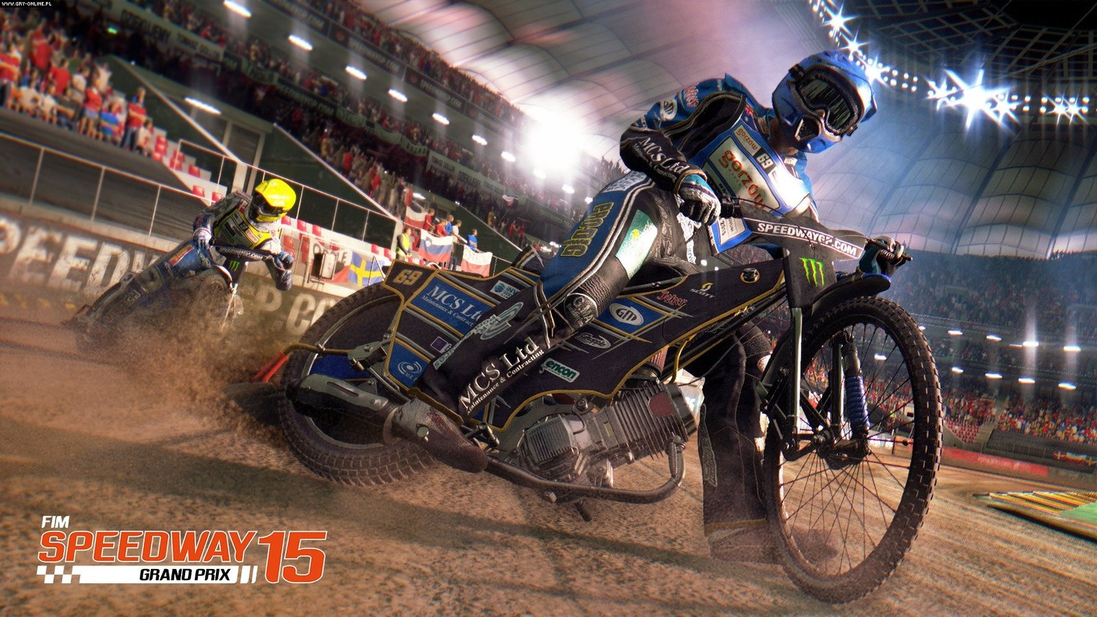 FIM Speedway Grand Prix 15 PC Gry Screen 2/10, Techland, Excalibur Publishing Limited