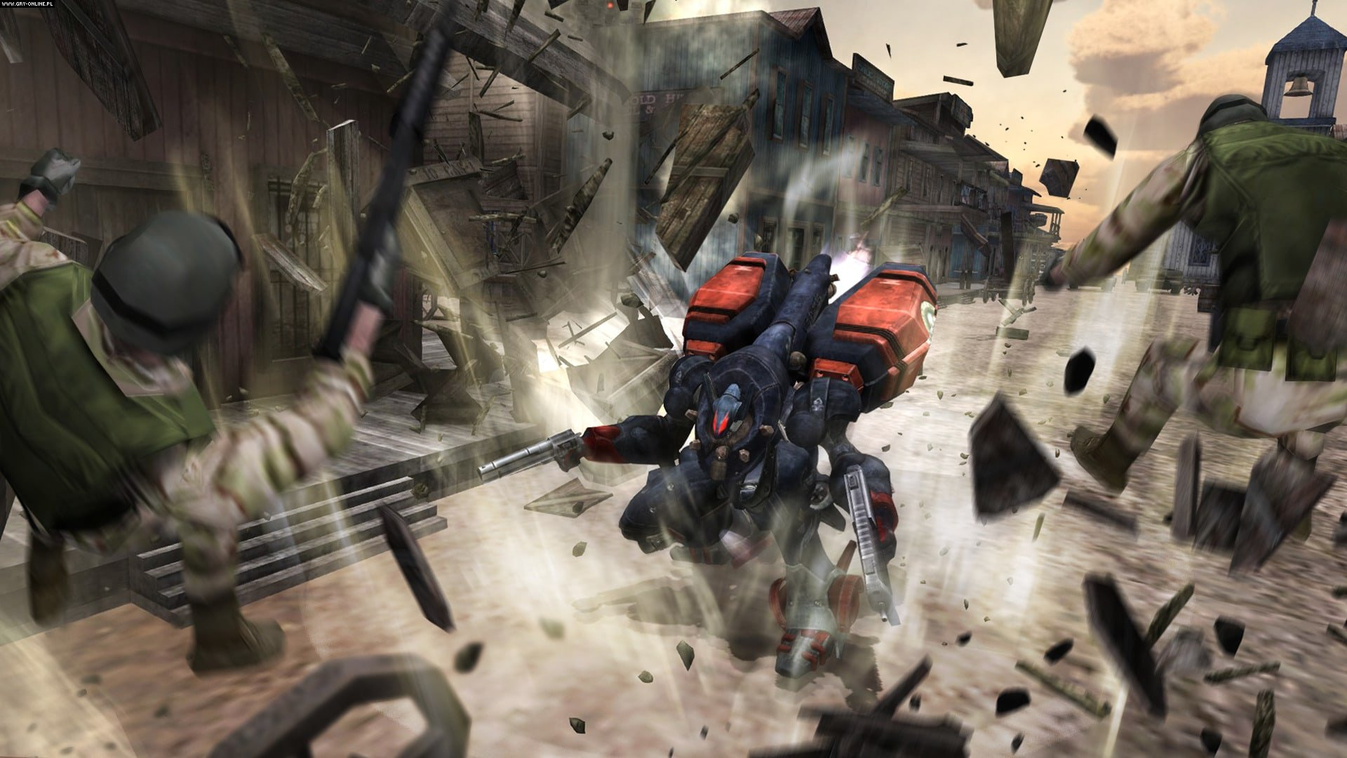 Metal Wolf Chaos XD PC, PS4, XONE Games Image 4/13, FromSoftware, Devolver Digital