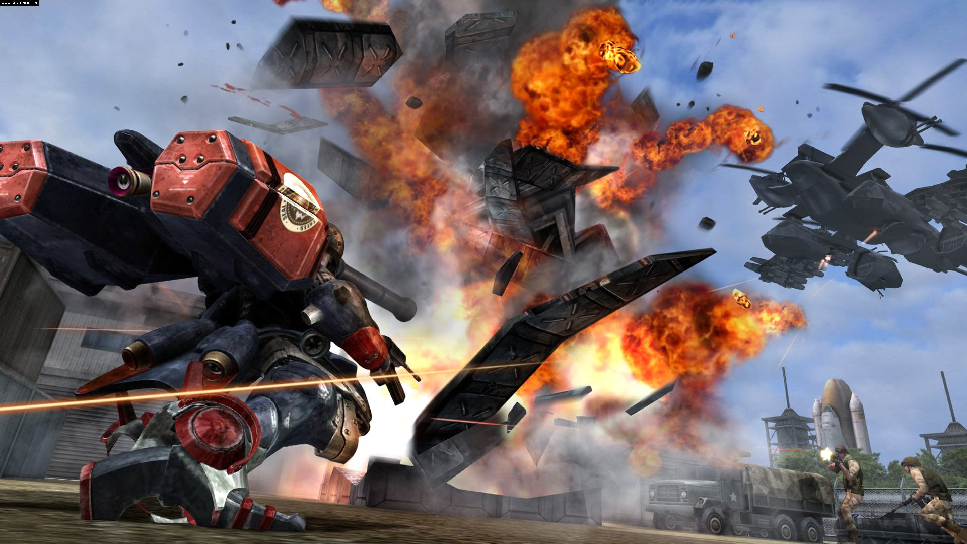Metal Wolf Chaos XD PC, PS4, XONE Games Image 2/13, FromSoftware, Devolver Digital