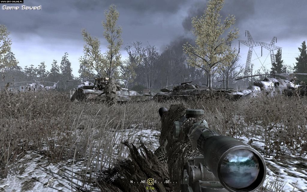 Call of Duty 4: Modern Warfare PC Gry Screen 16/139, Infinity Ward, Activision Blizzard