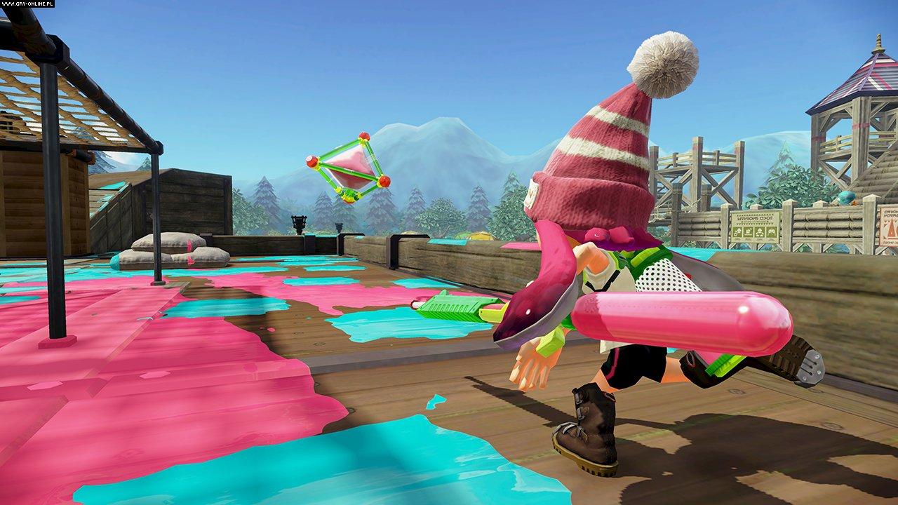 Splatoon WiiU Gry Screen 12/106, Nintendo