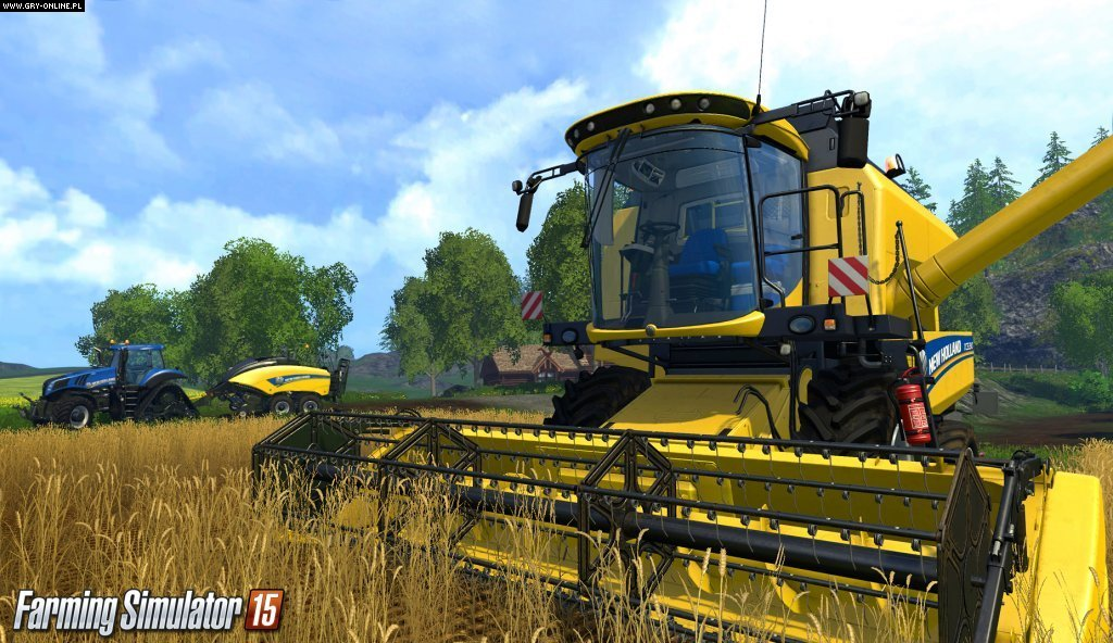 Farming Simulator 15 PC Games Image 6/14, GIANTS Software, Focus Home Interactive