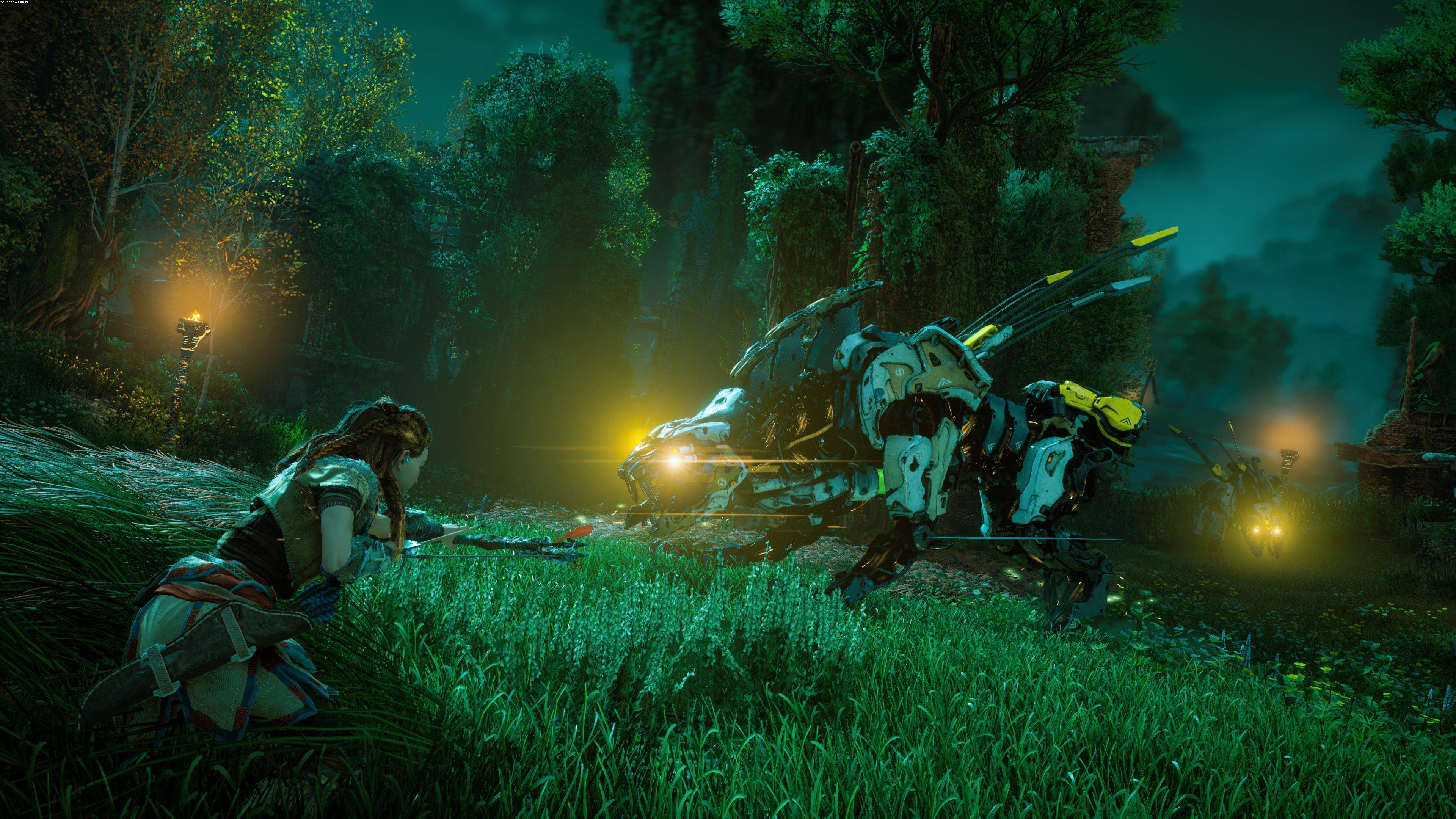 Horizon Zero Dawn PS4 Games Image 4/54, Guerrilla Games, Sony Interactive Entertainment