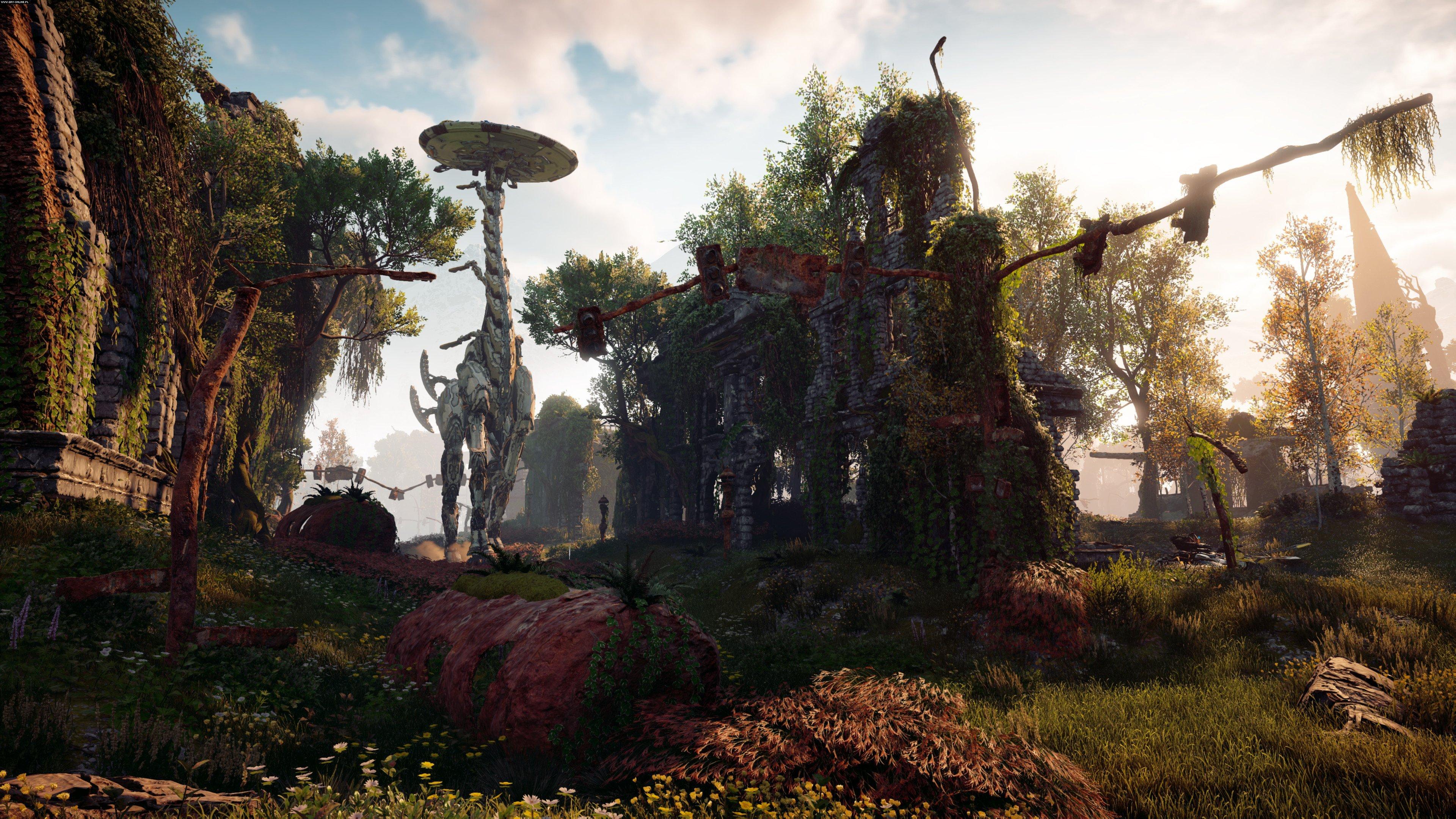 Horizon Zero Dawn PS4 Games Image 2/54, Guerrilla Games, Sony Interactive Entertainment