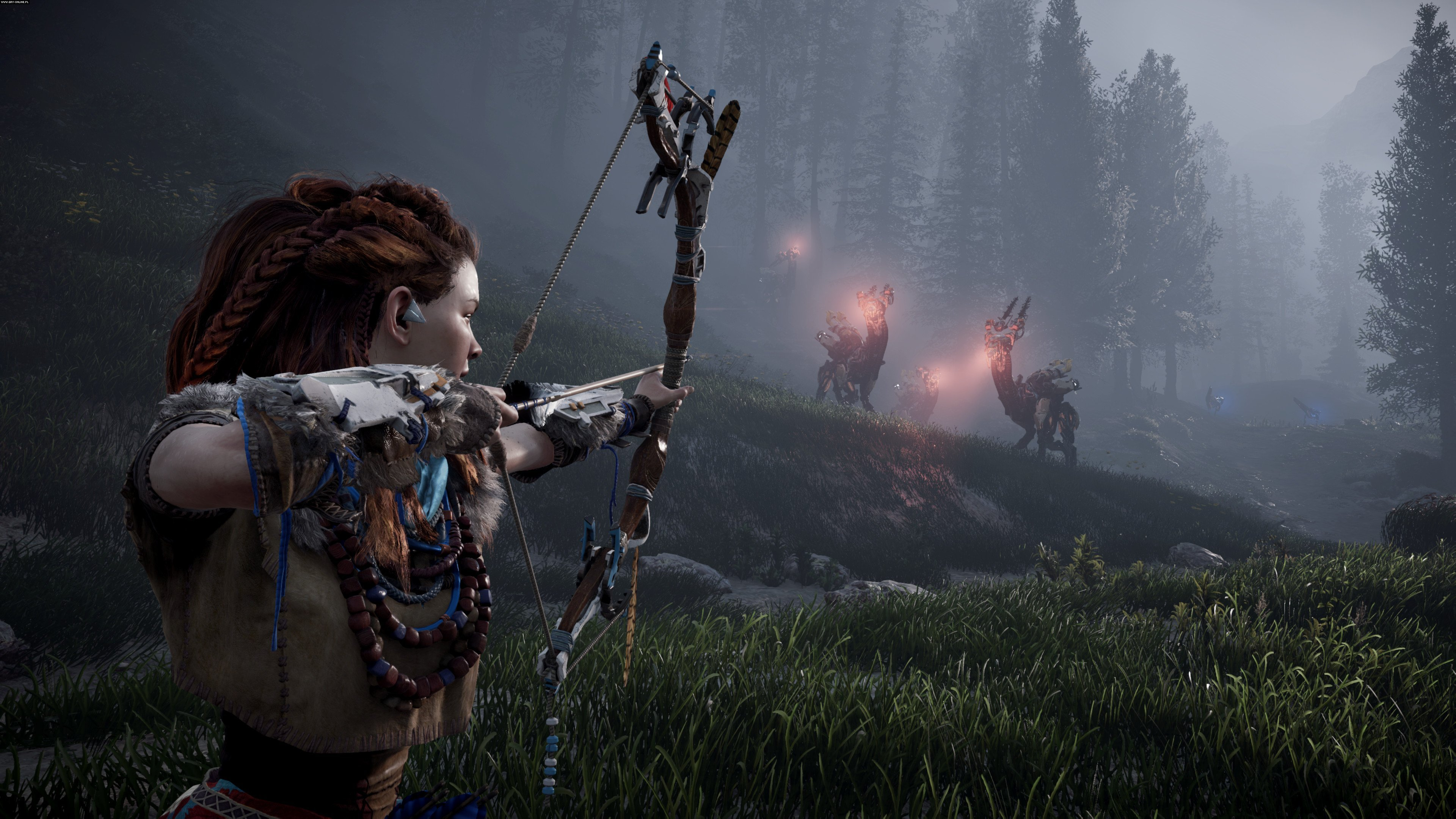 Horizon Zero Dawn PS4 Games Image 1/54, Guerrilla Games, Sony Interactive Entertainment