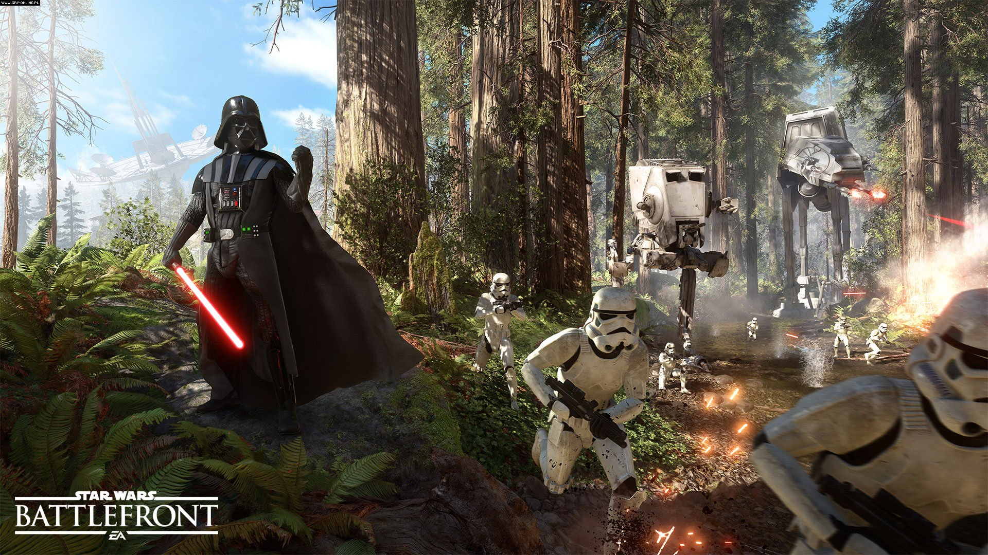 Star Wars: Battlefront XONE, PS4, PC Games Screen 4/27, EA Digital Illusions/EA DICE, Electronic Arts Inc.