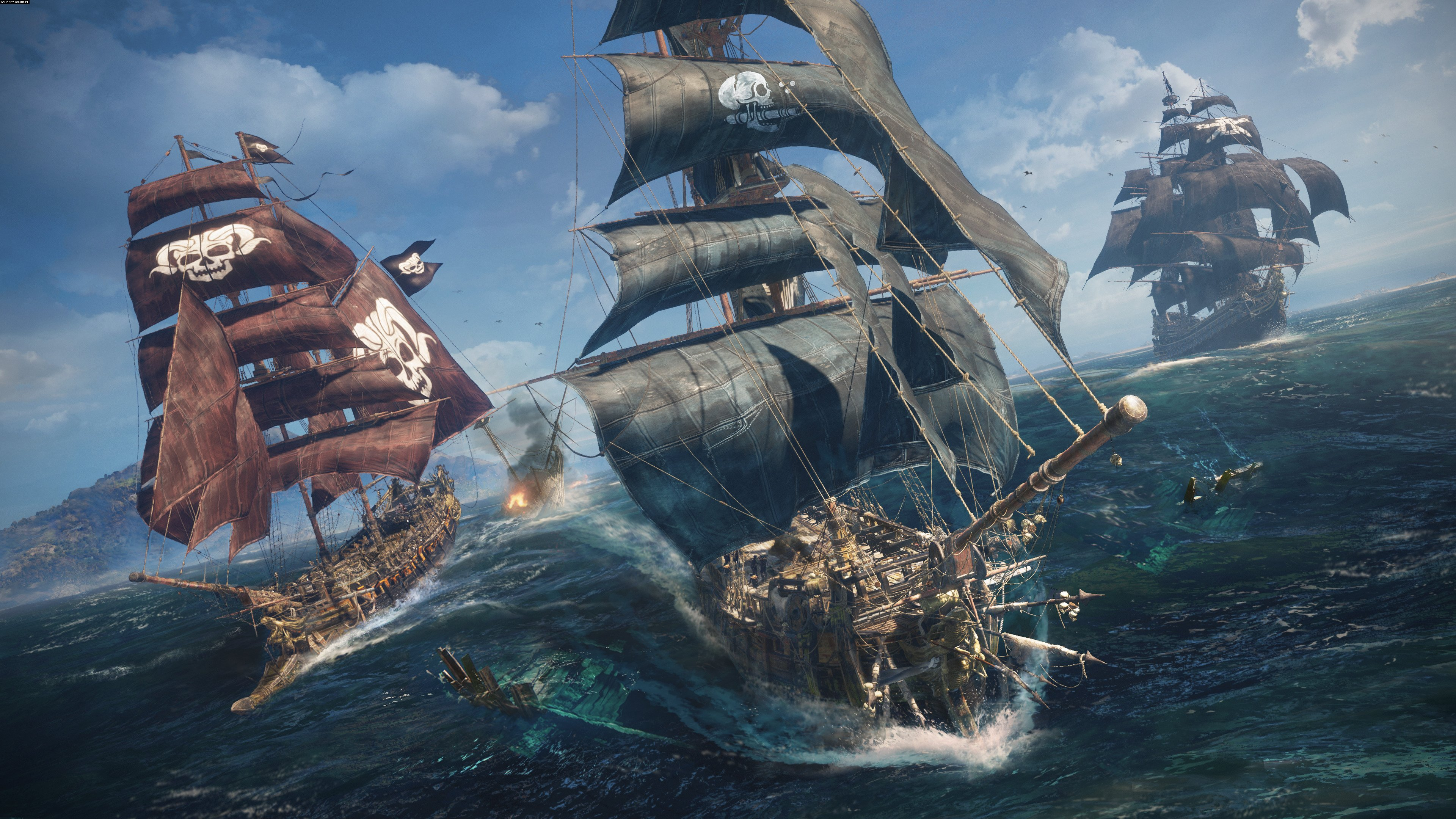 Skull & Bones PC, PS4, XONE Gry Screen 2/13, Ubisoft