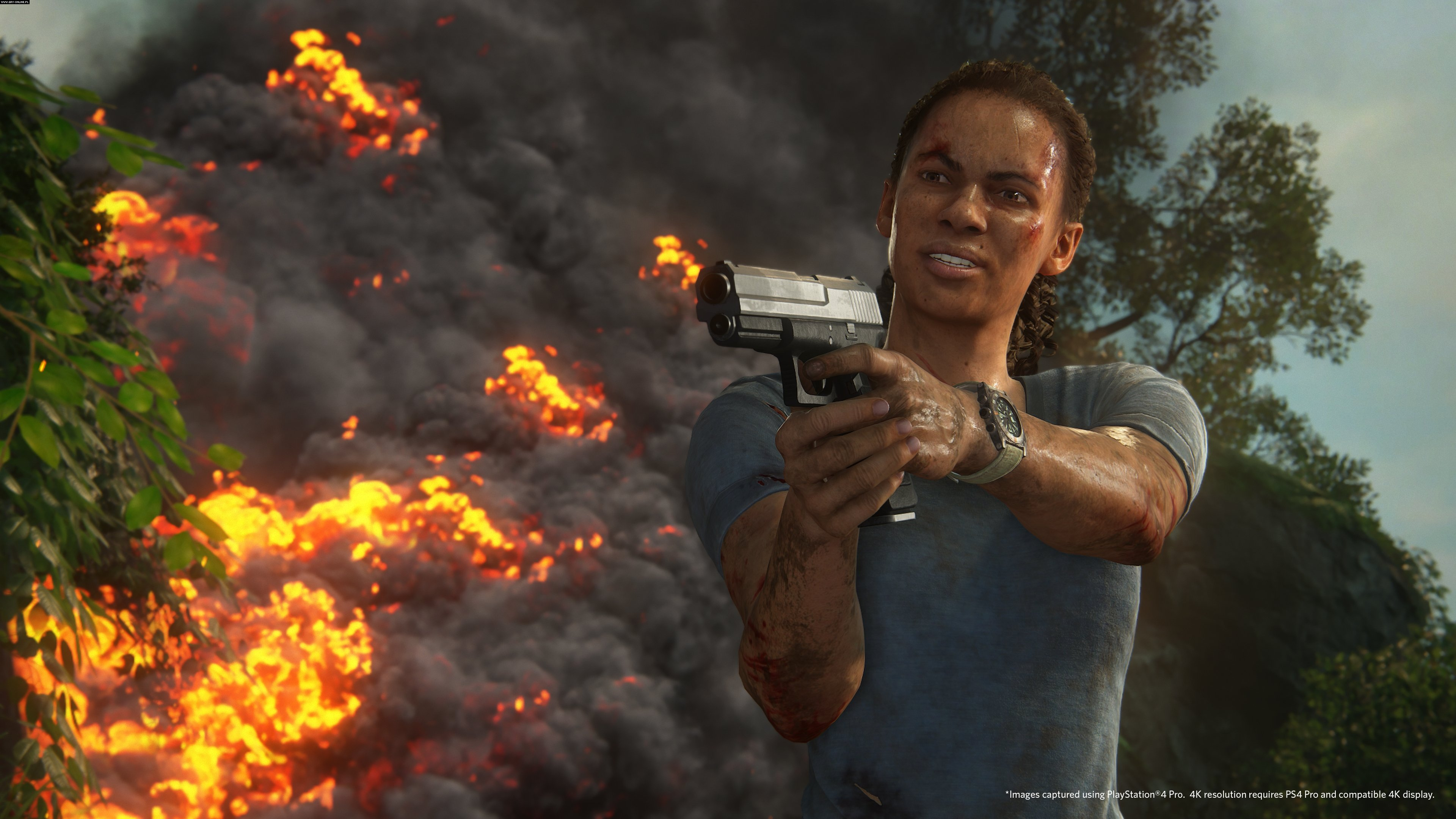 Uncharted: The Lost Legacy PS4 Games Image 9/29, Naughty Dog, Sony Interactive Entertainment