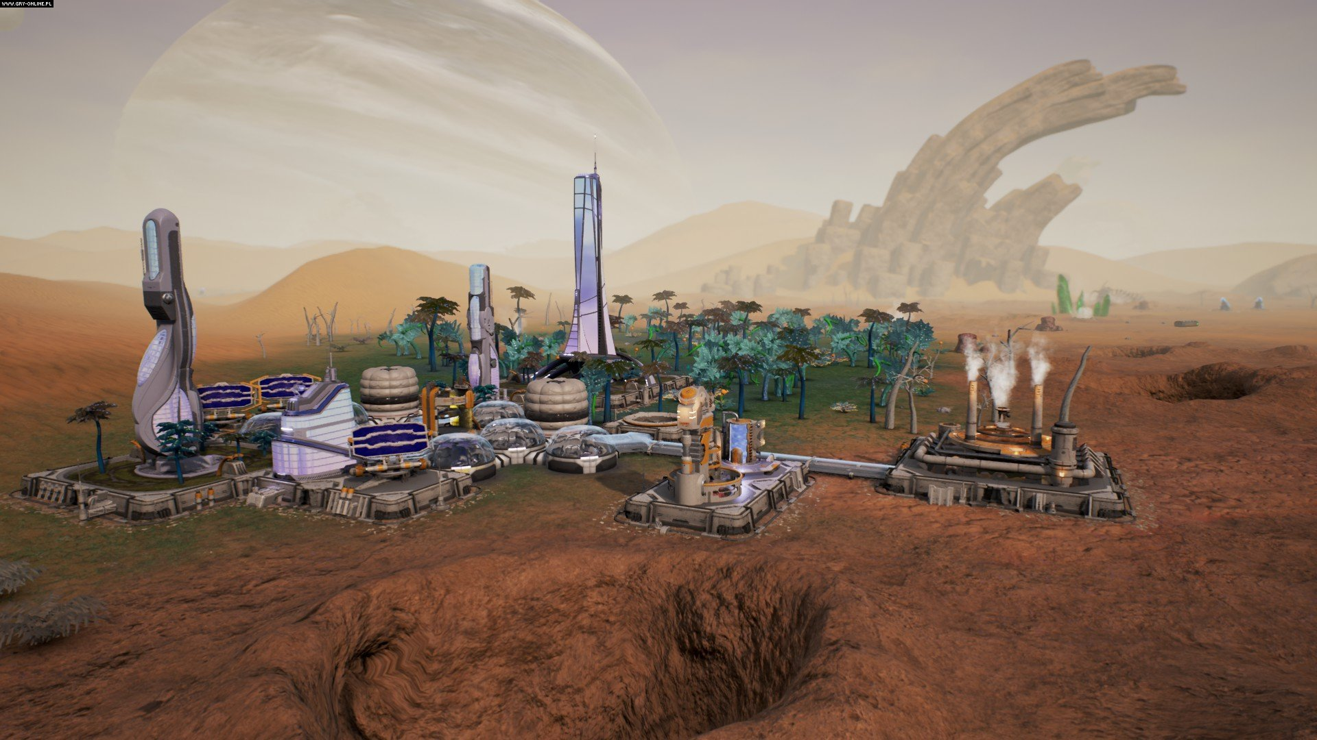 Aven Colony PC, PS4, XONE Gry Screen 13/21, Mothership Entertainment, Team 17