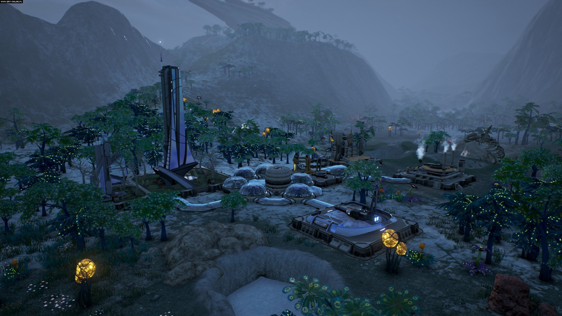 Aven Colony PC, PS4, XONE Games Image 1/10, Mothership Entertainment, Team 17
