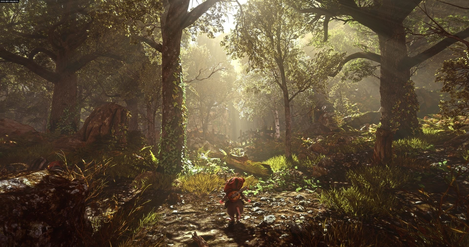 Ghost of a Tale PC Gry Screen 1/24, SeithCG