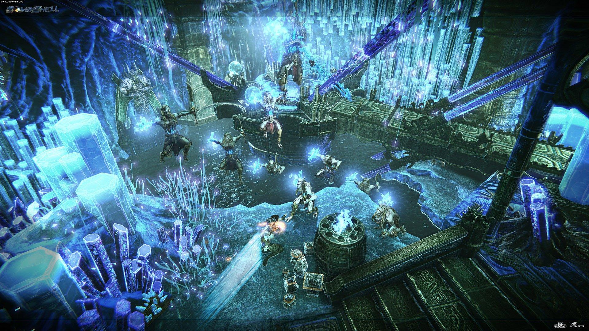 Ps4 Games Science Fiction : Bombshell screenshots gallery screenshot