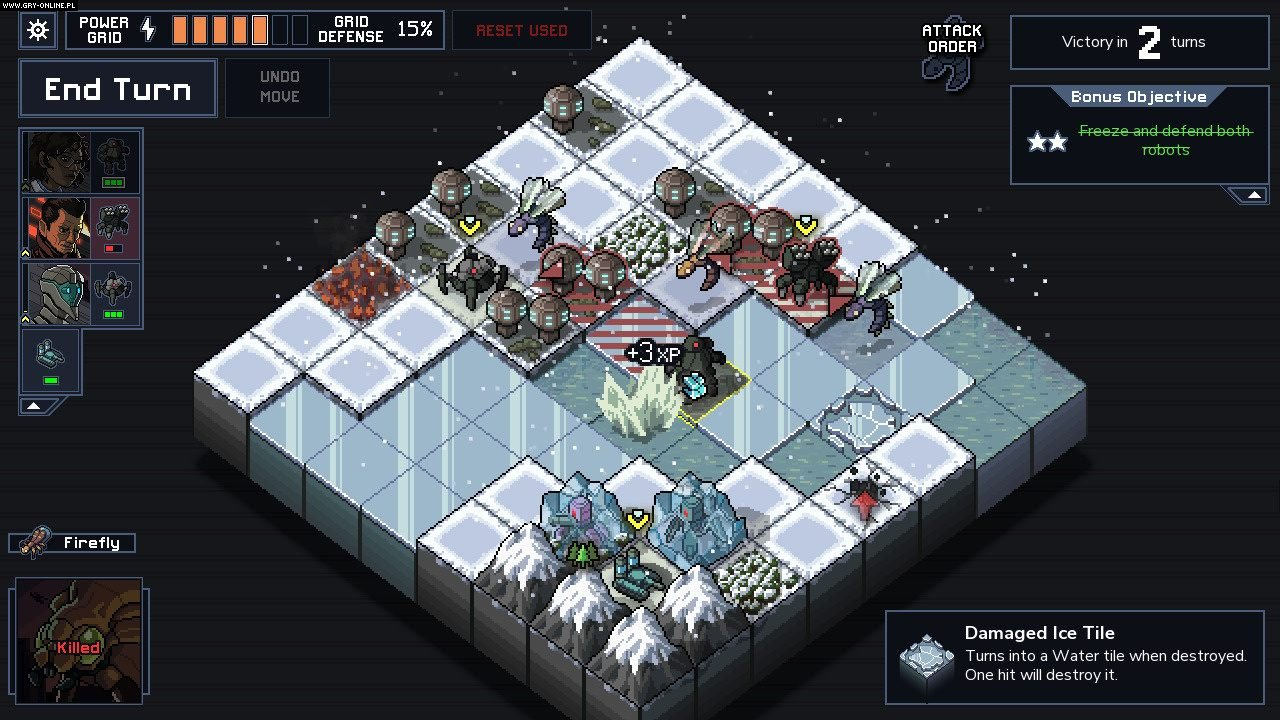 Into the Breach PC, Switch Gry Screen 4/11, Subset Games