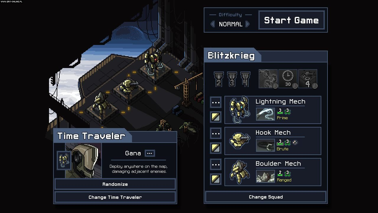 Into the Breach PC Gry Screen 1/11, Subset Games