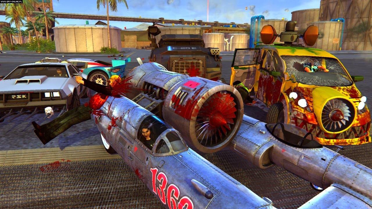 Carmageddon: Reincarnation gameplay,.