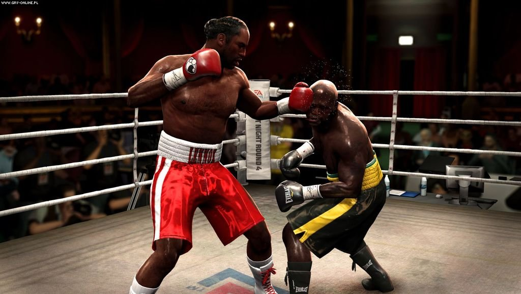 Fight Night Round 4 X360 Gry Screen 148/164, EA Sports, Electronic Arts Inc.