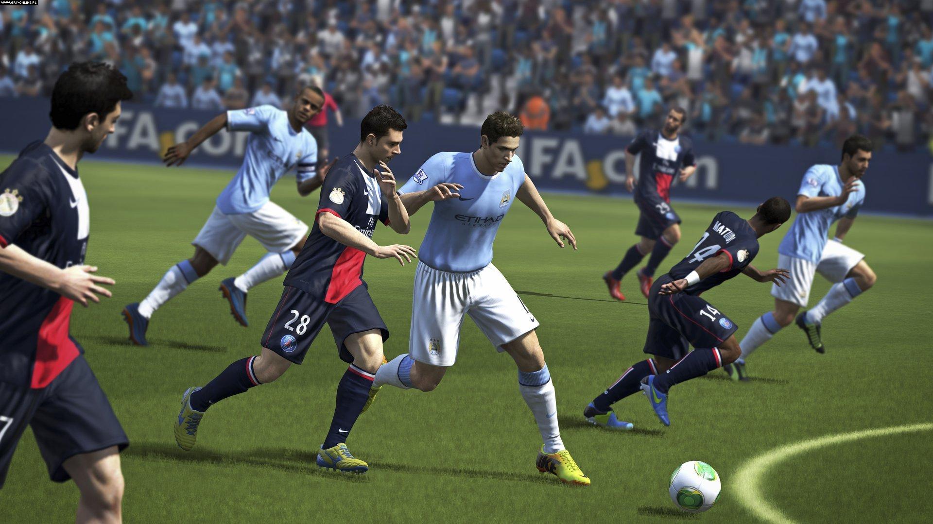 Sports Games For Ps4 : Fifa screenshots gallery screenshot
